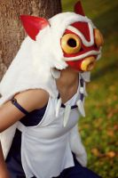 Princess Mononoke by ShoujoSharingan