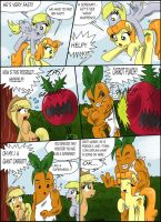 Radioactive carrots! 4 by CIRILIKO