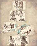 A:CtS: Sparring Session by Tyshea
