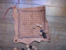 Viking game -Tafl by Gueule-de-Loup