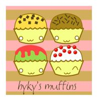 hyky's muffins by hyky