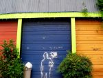 Spray painted man by UntouchableDesign