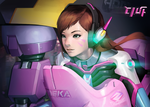 D.va by Louie-Oh