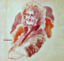 Brian May by juliasharapovamsc