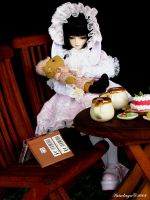 Little tea Party by wawa-station