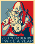 and that's the tooth by ctdsnark