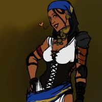 Isabela - hey there by rabbitzoro