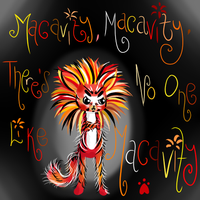 Mini Macavity by Meowkin