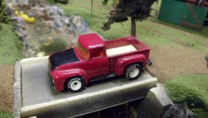 Ford Truck Modified by hankypanky68