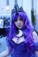 Princess Luna cosplay - MLP FIM by SissiSuzuki