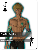 OC Deck of 52: Jack of Clubs by JFG107plz