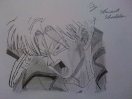 Trunks from Dragon Ball Z by captonstu