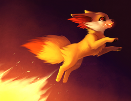 Fire Starter by falvie