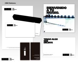 MAC stationery by Morillas