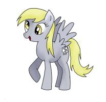 Simple Derpy by ItsJew