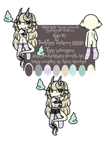 Willow chibi Reference by TwistedDisaster