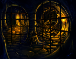 Dungeon by Stalcry