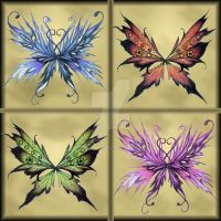 wing samples by Terrauh