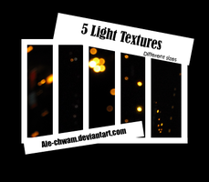 Light Textures Pack I by Ale-chwam
