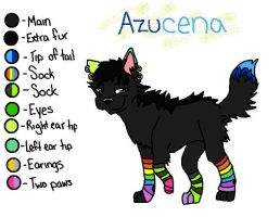 Azucena by scr3aam3r