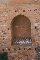 Castle wall3 by archaeopteryx-stocks