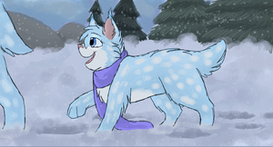 Snowflake by CascadingSerenity
