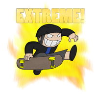 EXTREME! by TheArgoNinja