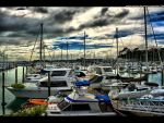 Another View from the Marina by TrueGuardian