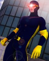 Cyclops 3D by CodenameZeus