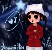 Sing For The first Snow by Azuumi-Hime