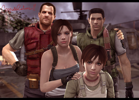 Special Tactics and Rescue Service by BSAAgirl