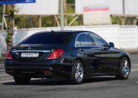 Mercedes-Benz S500 2014  S-Klasse by SKYLiNE-AnD-GTR-RuS