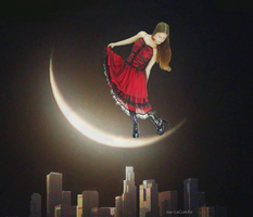 Over the Moon by jantheempress