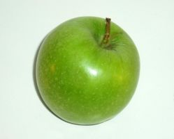 Green Apple Stock by namaste-stock