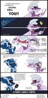 Pokemon - Error Forme by angelasamshi