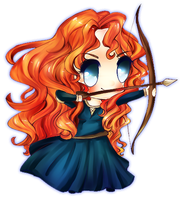 Merida by Obese-Butterfly
