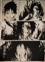 Naruto 396 spoiler pic by Thecmelion