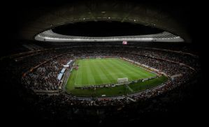 Cape Town stadium huge pano by TheSoftCollision