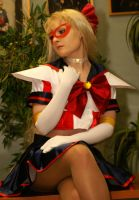 SailorV by Lilian-hime