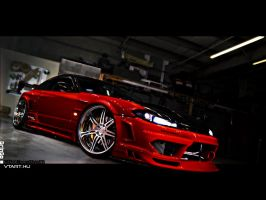 Nissan Silvia S15 by gringodesign