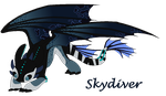 Skydiver [Breedable] by horse-power