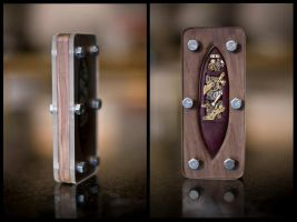 New Clockwork Key Packaging... by back2root