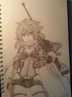 Sinon redo-ing by SparrowHawkz