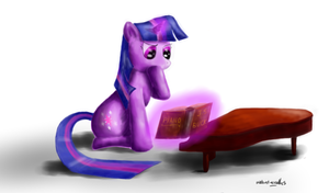 Twilight's Piano by instant-noodle5