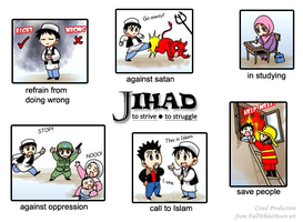 Jihad by shad0wk1