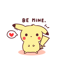 Be Mine by pikaira