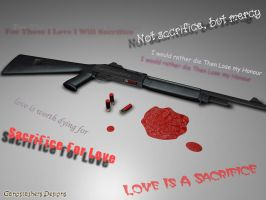 For those i love i will die by Gangstashers