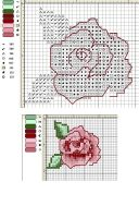 Rose Pattern by astraldreamer