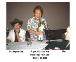 AX2005 Horikawa with Shun 2 by moonwing-pamela
