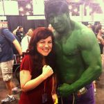Hulking it out by Chrystal-Phoenix